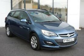 2014 Vauxhall Astra 1.6 CDTi ecoFLEX Design Sports Tourer 5dr (start/stop)