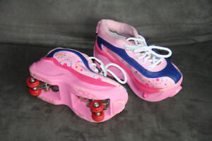 Roller Skate Shoes - Size 2