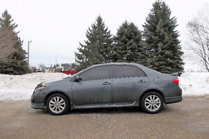 2010 Toyota Corolla Sport- Automatic. 2 SETS OF TIRES INCLUDED!!