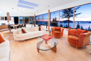 Spectacular View Home in Lions Bay!