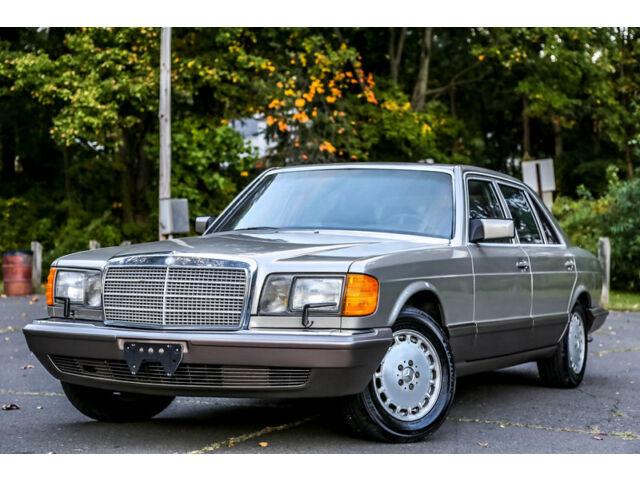 1987 mercedes benz 300sdl 300 sdl 1 owner turbo diesel for Mercedes benz 300sdl for sale