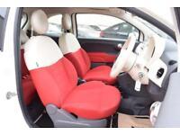 2011 Fiat 500 1.2 Lounge Dualogic (s/s) 3dr