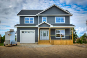 Under Construction! Stunning Executive Home in CBS