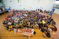 Vancouver Dodgeball League 10th Anniversary
