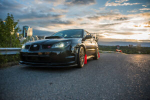CLEAN 2007 Subaru WRX STI CANADIAN MODEL