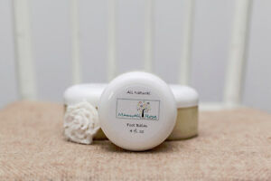 New All natural foot balm