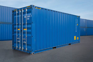 20' and 40' Used Shipping Containers for Rent/Sale