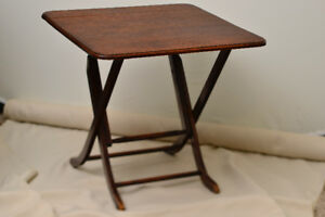 Occasional table - folding table