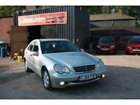 2004 MERCEDES BENZ C220 CDI CLASSIC SE AUTO/SEMI