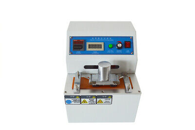 110v Printing Ink Durability Tester Abraser Friction Testing Machine Lcd New Glf