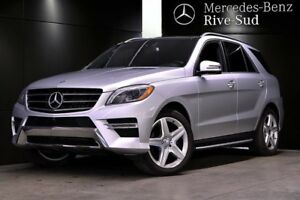 2015 Mercedes-Benz M-Class ML350 BlueTEC 4MATIC,TOIT PANORAMIQUE
