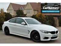 2014 BMW 4 Series 2.0 420D M SPORT 2d 181 BHP Coupe Diesel Automatic