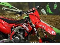 2016 HONDA CRF 450 MOTOCROSS BIKE ROAD REGISTERED,NEW GRIPS, NEW TYRE