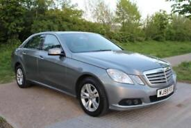 Mercedes-Benz E220 2.1CDI Blue EFFICIENCY AUTO SE 55K MILES F.M.B.S.H IMMACULATE