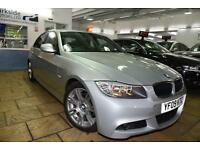 2009 BMW 3 Series 2.0 318d M Sport 4dr / FINANCE/ FBMWSH/ M SPORT