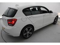 2014 BMW 1 SERIES 116d Sport 5dr Step Auto