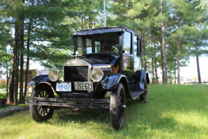 "Ford Model ""T"" for sale"