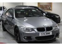 2011 BMW 3 Series 2.0 318i M Sport 2dr