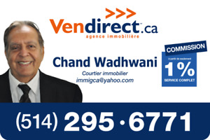 Agent Immobilier - Real Estate Broker In Montreal