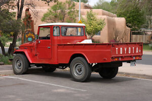 Wanted FJ45 Toyota Landcruiser