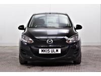 2015 Mazda 2 BLACK EDITION Petrol black Manual
