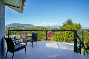 SHORT TERM FURNISHED RENTAL  180 degree VIEWS CITY/ MOUNTAINS!