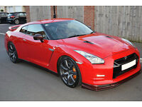 Nissan GT-R GT-R BLACK EDITION 4X4 (red) 2009