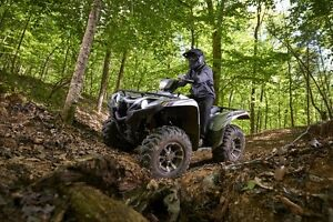 2017 YAMAHA GRIZZLY 700 EPS SE