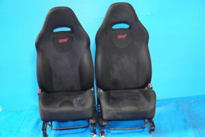JDM SUBARU FORESTER STi SG9 USED OEM FRONT SEAT CONVERSION