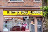 King's Dog House....Book your grooming appointment today!