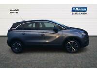 2019 Vauxhall CROSSLAND X 1.2T [130] Elite 5dr [Start Stop] Hatchback Petrol Man
