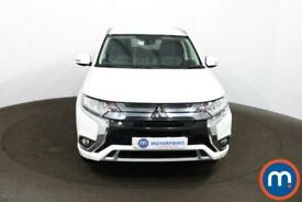 2019 Mitsubishi Outlander 2.4 PHEV Juro Commercial Auto Estate Hybrid Automatic
