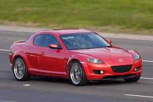 Looking for rx8