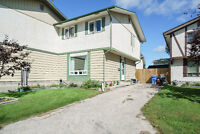 East Kildonan SXS home with tons of upgrades.