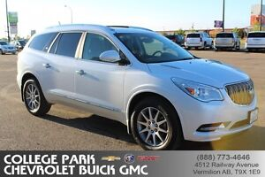 2016 Buick Enclave Leather   AWD Leather, low K