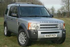 Land Rover Discovery 3 2.7TD V6 SE Auto