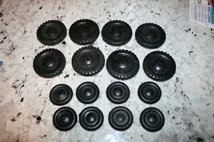 NOS Military Style Wheels, Toy / Truck / Car / Jeep