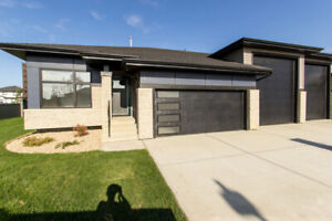 One-of-a-kind Bungalow with Triple Garage in South Edmonton