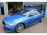 BMW 320d M SPORT. FINANCE SPECAILSTS