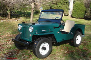 Wanted         Old Jeep CJ Willys