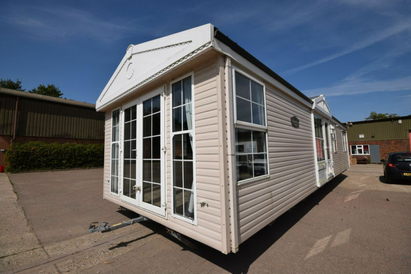 2007 Atlas Sherwood Static 40x12 Mobile Home 2 Beds