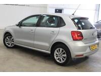 2014 Volkswagen Polo 1.2 TSI BlueMotion Tech SE DSG (s/s) 5dr