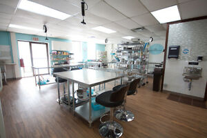 Commercial Kitchen for Rent - FULLY EQUIPPED!