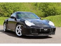 2002 Porsche 911 3.6 996 Turbo Tiptronic S AWD 2dr