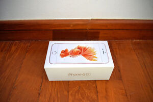 iPhone 6s Rose Gold Brand new Nego !!!