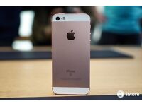 iPhone SE 16GB | GOLD | Apple Care | Will Swap for iPhone 6 Plus or MacBook.