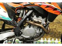 2014 KTM SXF 250 MOTOCROSS BIKE ELECTRIC START, NEW REAR TYRE