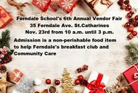 Craft and vendor fair!