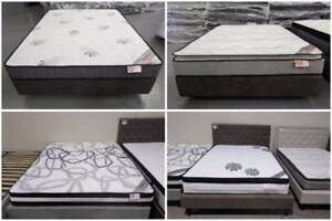 SLEEPMAKER COMMERCIAL MATTRESS OUTLET - BEDFRAMES - UP TO 80% OFF