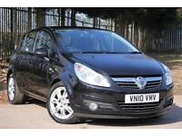 Vauxhall Corsa 1.4i 16v 100ps A/C SE Automatic Petrol 5 Door Hatchback in Silver